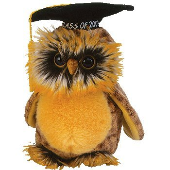 Ty Beanie Babies - Smartest the Owl - 1