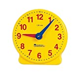 Learning Resources Big Time 12-Hour Student Clock