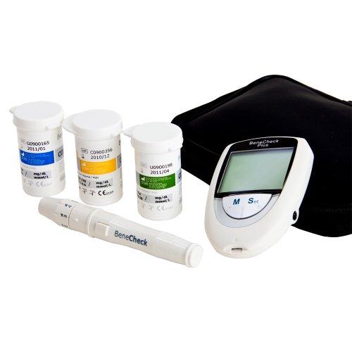 Benecheck Plus 3-In-1 Cholesterol Monitoring Kit