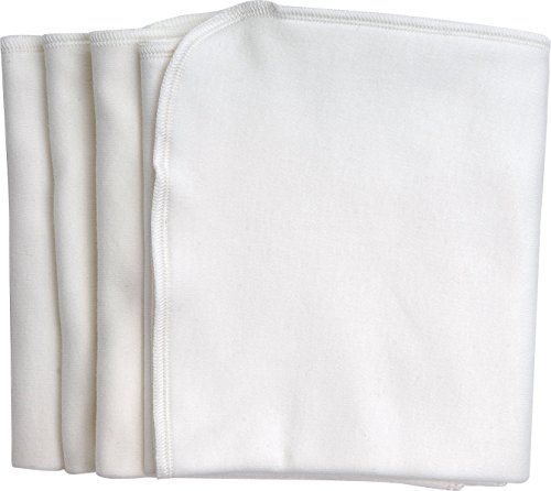 Under the Nile Burp Cloths - 8 Pack, 18'x14'