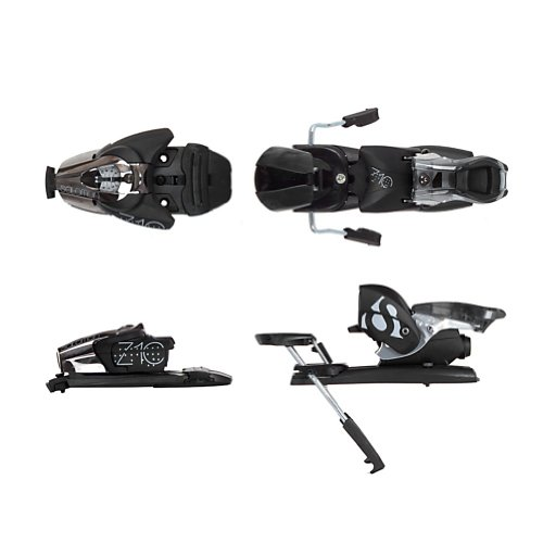 Salomon Z 10 Ti Womens Ski Bindings 2012