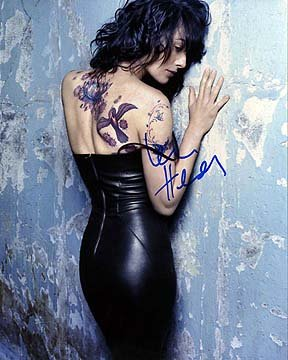 LENA HEADY 8x10 Female Celebrity Photo Signed In-Person