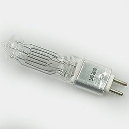 1000 Wat Bi-Pin Replacement Quartz Halogen Light Head Lamp 1000 Watts/120 Volts by ePhotoINC