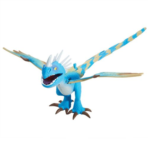DreamWorks Dragons Defenders of Berk – Action Dragon Figure – Stormfly Deadly Nader