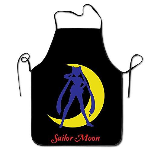 Sailor Moon R The Movie Apron With Black Border