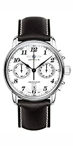 Zeppelin Mens Watch Chronograph 7678-1