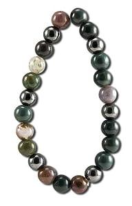 Zorbitz Lucky Magnetic Bracelet, Agate