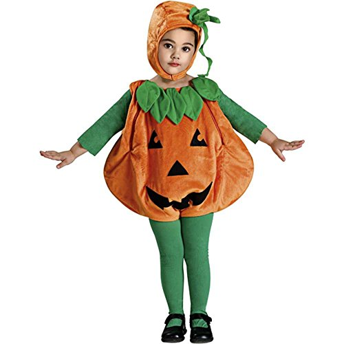 Pumpkid Toddler Pumpkin Costume image