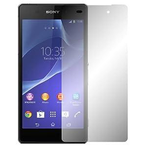 """4 x Slabo Displayschutzfolie Sony Xperia Z2 Displayschutz Schutzfolie Folie """"Crystal Clear"""" unsichtbar MADE IN GERMANY"""