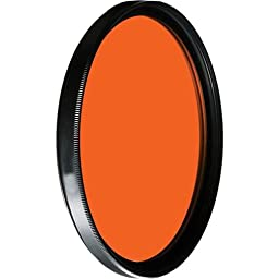 B + W 52mm #40 Multi Coated Glass Filter - Yellow/Orange #16