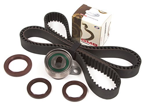 Evergreen TBK235 93-97 Geo Prizm Toyota Corolla Celica 1.8L DOHC 16V 7AFE Timing Belt Kit (Toyota Corolla 7afe compare prices)