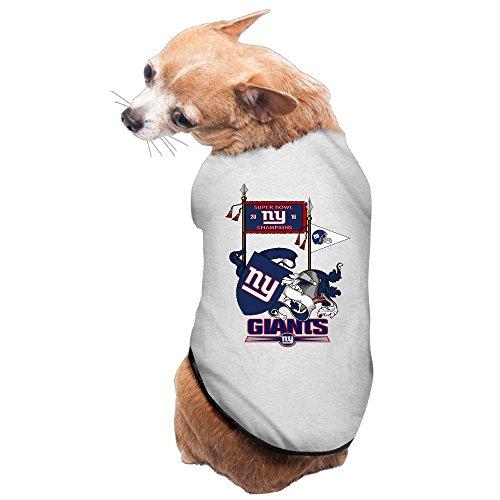 bro-custom-ny-glants-flag-vest-for-dogs-size-m-gray
