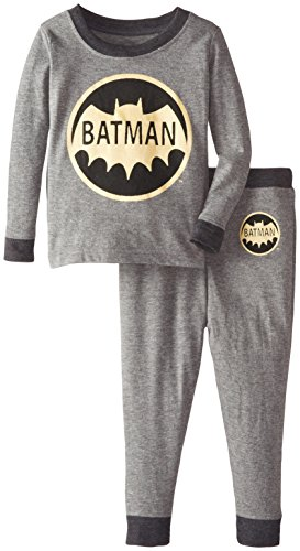 Intimo Little Boys' DC Comics Vintage Batman Pajamas at Gotham City Store
