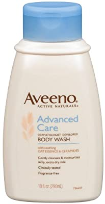 Best Cheap Deal for Aveeno Anti-Itch Advanced Care Body Wash, 10-Fluid Ounce Bottles (Pack of 2) by Aveeno - Free 2 Day Shipping Available