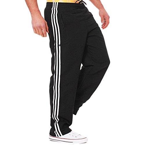 Adidas Essenziale Traccia Base Nera Pantalone Small