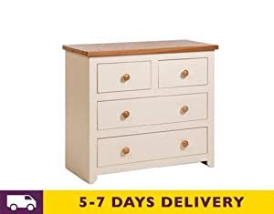 Core Products 2+2 JA322 Chest of Drawers