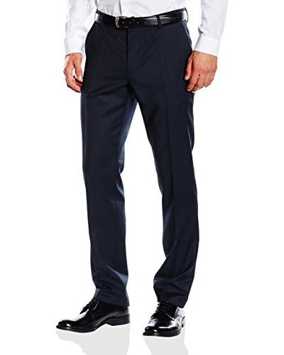 ESPRIT Collection Pantalone da Abito [Blu]