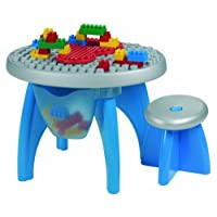Building blocks table and chair