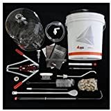 Deluxe Wine Making Kit (High Quality and Durable Wine Kit) by Strange Brew