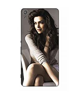 Snazzy Bollywood Printed Multicolor Hard Back Cover For Sony Xperia XA Dual