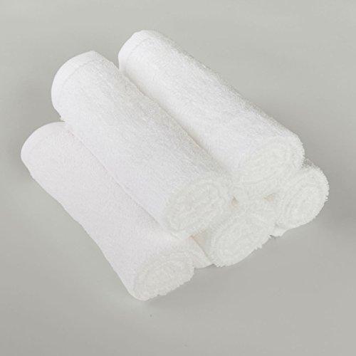 おしぼり タオル ホワイト 白 10枚 セット