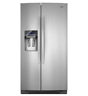Whirlpool GSC25C6EYY 24.6 Cu. Ft