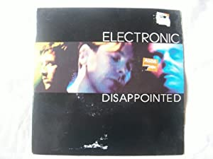 """ELECTRONIC Disappointed UK 7"""" 45 By Electronic : Amazon.co ..."""