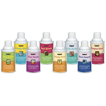 Bolt BLT 860 5.3 oz Air Freshener With Odor Eliminator Counteractant Refill, Apple Harvest (Case of 12)