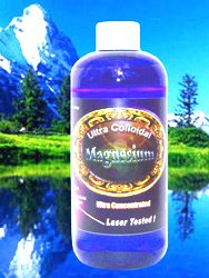 Colloidal Magnesium 16 Oz.
