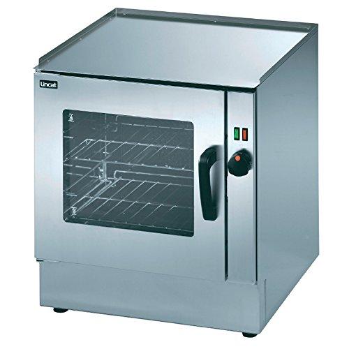 Lincat Oven With glass door Silverlink 600 Modular 600mm deep light-medium duty prime cooking equipment Size (HxWxD) 650 x 600 x 600 (mm) POWER 3 kW, Weight 63