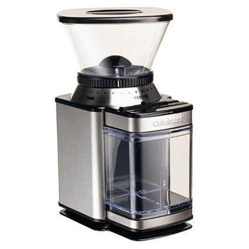 Cuisinart Coffee Maker Replacement Grinder : Cuisinart Griddler Gourmet: (^--^) Buying Cuisinart Automatic Coffee Mill Burr Grinder, CCM-16 ...