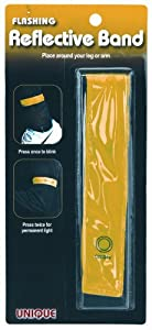 Buy Unique Sports Flashing Leg Band by Unique Sports