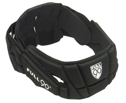 Full90 Performance Soccer Headgear Premier, Black,