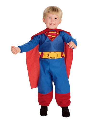 Toddler Superman Kids Costume