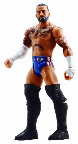 Mattel WWE Superstar Cm Punk Figure