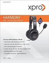 xpro harmony usb headphone
