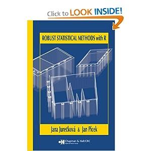 Robust Statistical Methods With R Jan Picek, Jana Jureckova