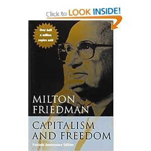 Capitalism and Freedom by Milton Friedman Summary & Study ...