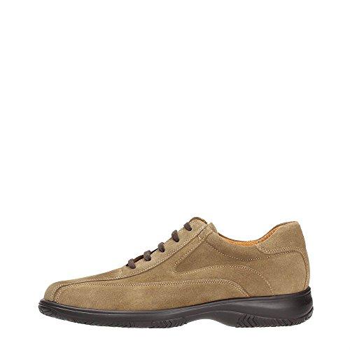 Soldini 15349-W-C00 Sneakers Uomo Crosta Visone Visone 44