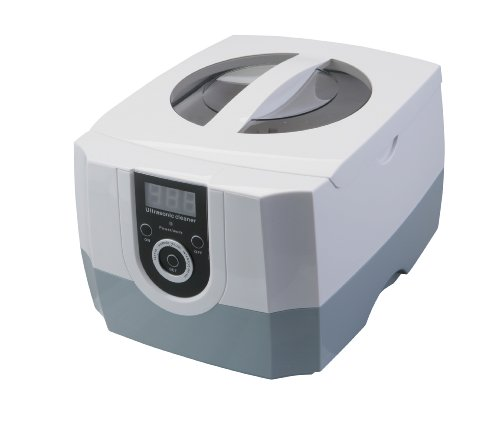 Optima 420 Professional Ultrasonic Watch and Jewelry Cleaner