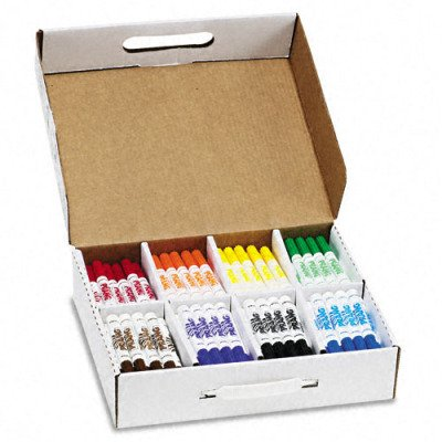 DIX80613 - Prang Washable Markers School Pack