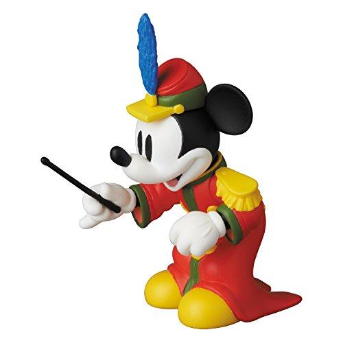 UDF Disney シリーズ4 ミッキーマウス(ミッキーの大演奏会)  (ノンスケール PVC製塗装済み完成品)