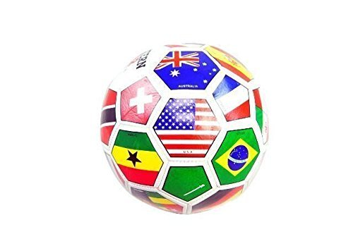Fifa World Cup Country Flag Soccer Ball Size 5 New International Futbol Football