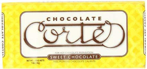 Goya Cortes Chocolate, 7 Ounce