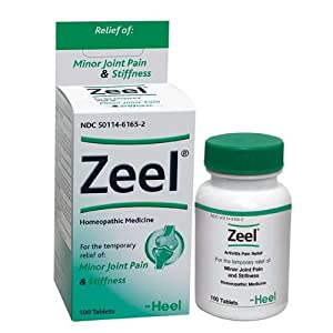 Zeel Arthritis Pain Relief, 100 Tablets