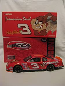 "Dale Earnhardt #3 2000 GM Goodwrench Service Plus ""No Bull""/ Taz Monte Carlo. (Clear Window Bank) 1/24 Scale Diecast. Original 2000 Issue. 1 of 13,500."
