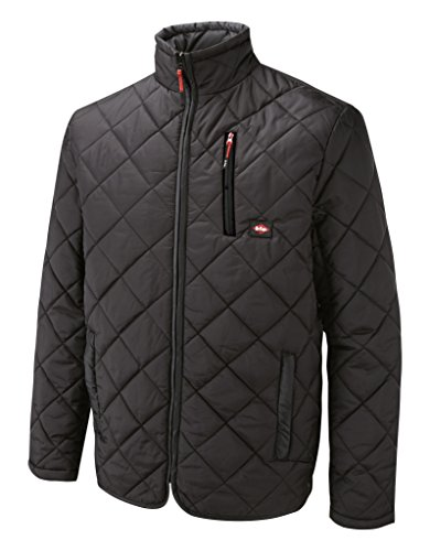 Lee Cooper Workwear, LCJKT436, Giacca trapuntata, M, nero