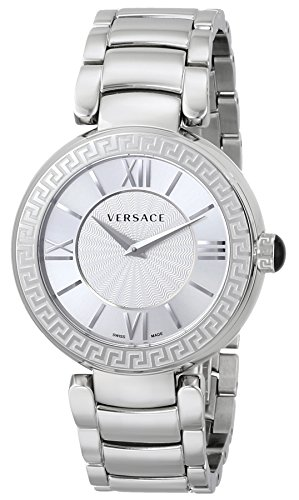 Versace-Womens-VNC030014-Leda-Stainless-Steel-Watch