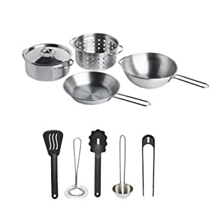 Ikea Stainless Steel 10 Piece Children 39 S