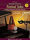 Standard of Excellence Festival Solos (Piano Accompaniment) W28PA